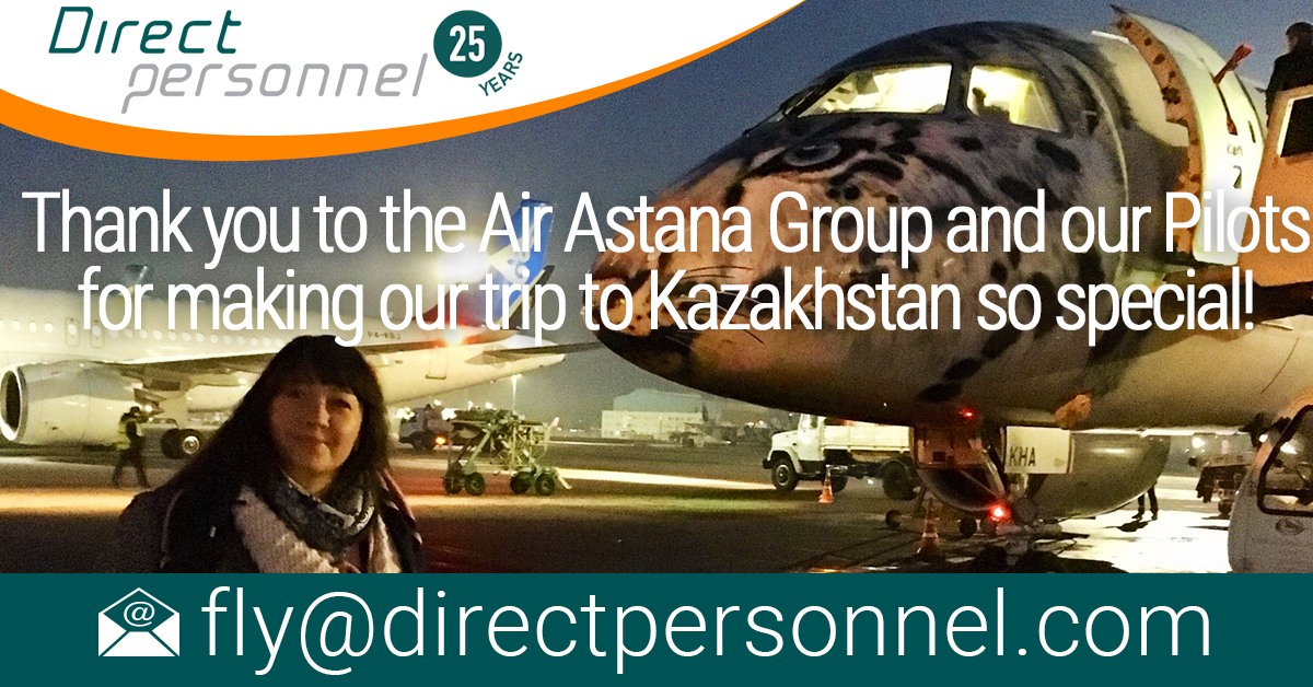 Visiting the Air Astana Group, Meeting with Pilots in Kazakhstan, Pilot Jobs Air Astana, Pilot Jobs FlyArystan, contact Direct Personnel, Pilots apply - Direct Personnel