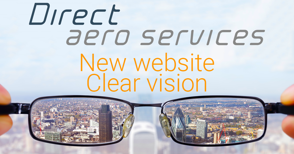 Direct Aero Services launches new website, aircraft owners, lessors, leasing industry, aviation news, aviation leasing industry, aviation finance, airlines, aircraft operators, aviation asset management, aviation technical support, aircraft technical serv