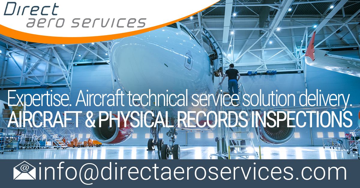 Aircraft inspections, physical records inspections, engine and airframe inspections, Aviation industry technical solution support, aviation industry inspections, aircraft leasing industry support services, aircraft management, aircraft technical services,