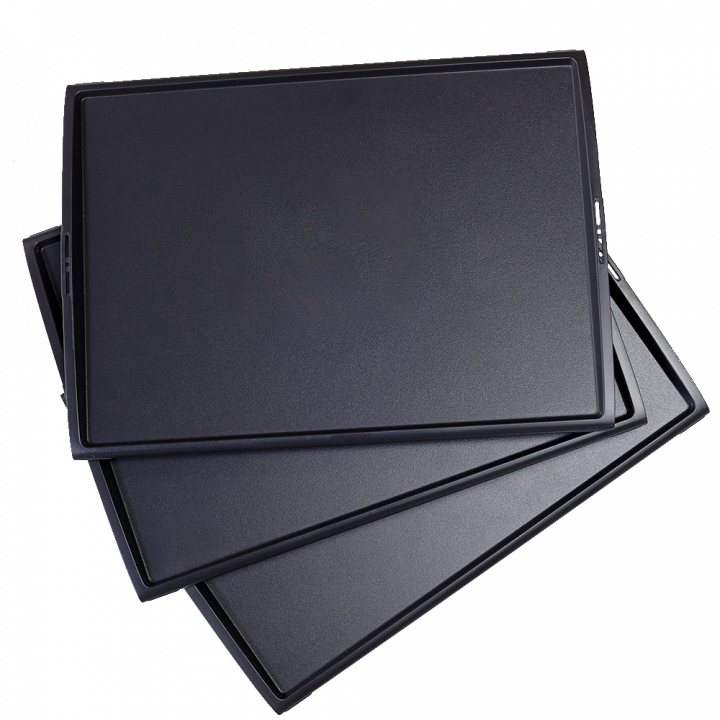 Meal trays, onboard service, inflight catering trays, passenger service trays, catering trays, inflight catering service trays, airline service trays, airline hospitality trays, galley storage trays