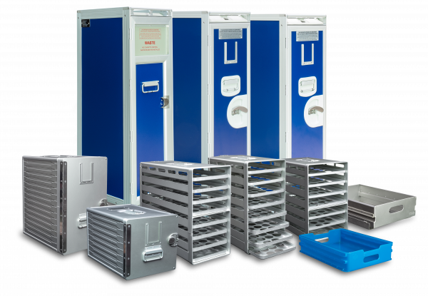 Direct Air Flow inflight galley equipment and aviation catering accessory product supplier. Galley inserts, carriers, cabin interior products, airline catering equipment and accessories are all available from stock - Direct Air Flow