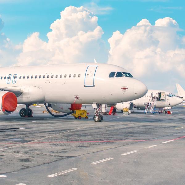 Aircraft parking, aircraft storage, short-term aircraft parking, long-term aircraft parking, long-term aircraft storage, CAMO, 360° aircraft storage solution - Direct Aero Services