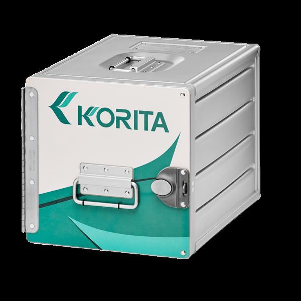 ALUFLITE 餐箱  - Korita Aviation