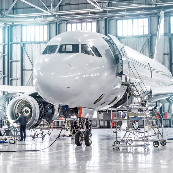Direct Aero Services provide excellent maintenance oversight as part of our aviation industry support to lessors this includes; heavy checks on aircrafts, reconfigurations and aircraft painting - Direct Aero Services