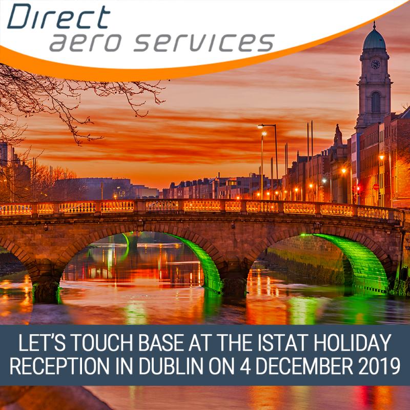 ISTAT Holiday Reception, Aviation Community,The ISTAT Holiday Reception St. Patrick's Cathedral