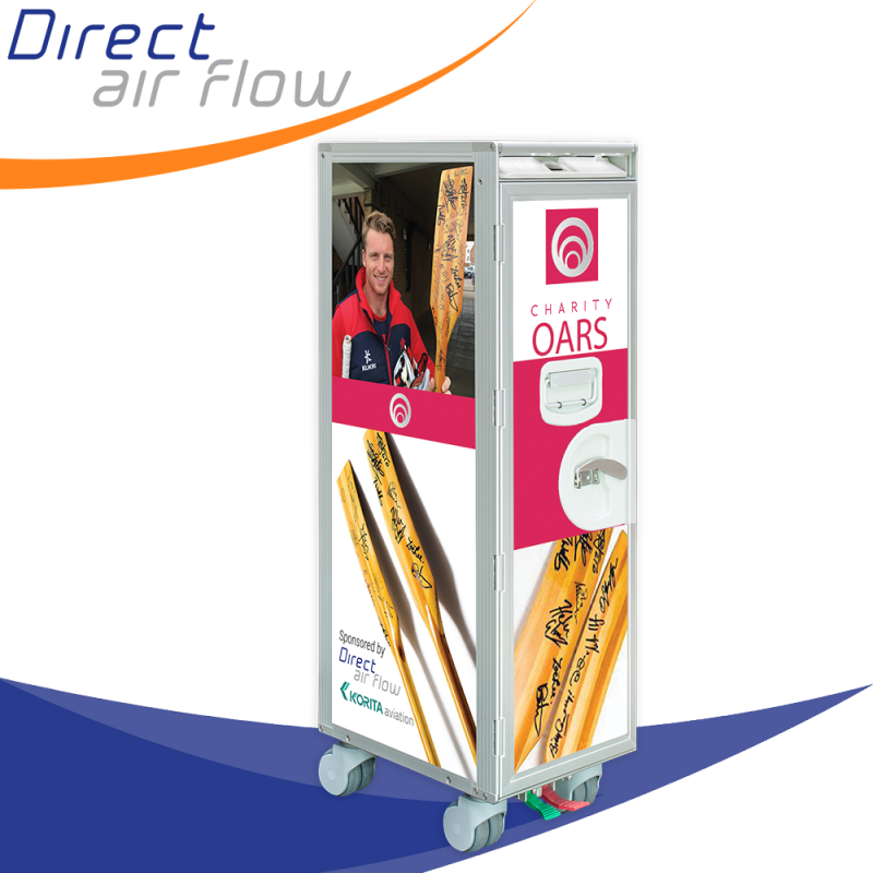 In service of a worthwhile charity, Charity Oars - Direct Air Flow supports Charity Oars with their Thrombosis awareness campaign - Direct Air Flow