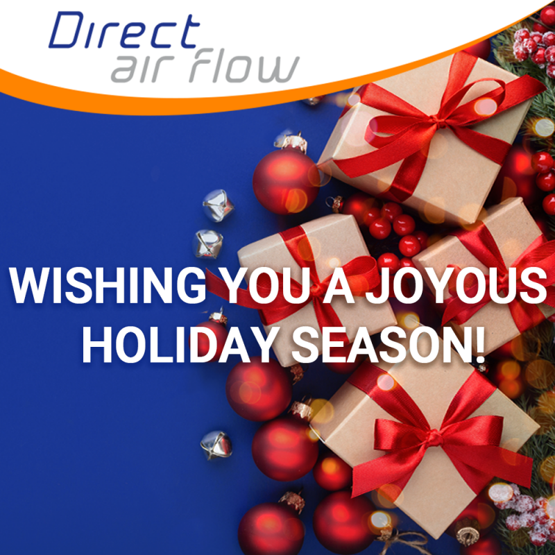 Happy holidays, airline industry, airline carts, Happy New Year, inflight, galley inserts, inflight catering equipment, in stock - Direct Air Flow