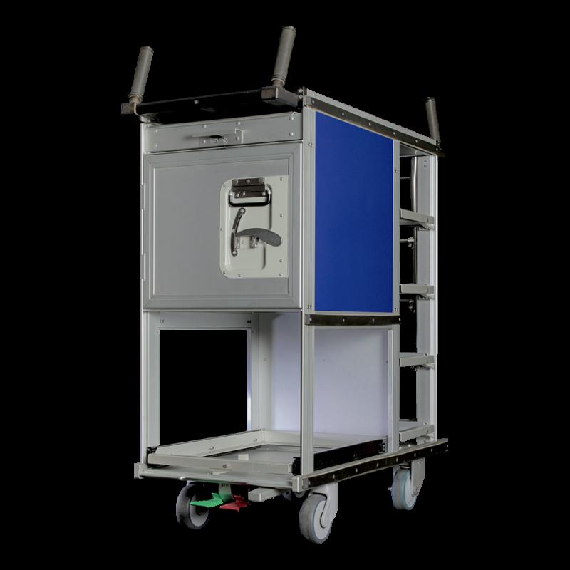铁路车厢服务车 - Korita Aviation