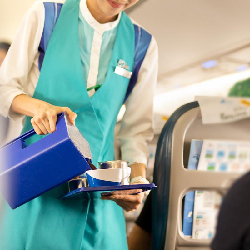 Direct Air Flow supplies cold drink servers, onboard service, inflight drink service, onboard hospitality, onboard passenger service, drink servers, catering equipment, inflight catering equipment - Direct Air Flow