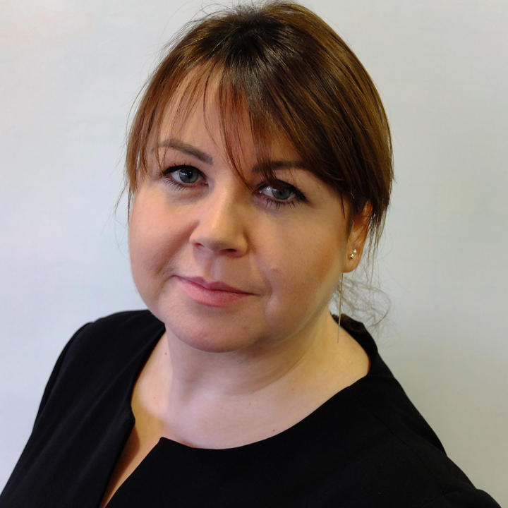Ewa Adams, Contract Manager, Direct Personnel