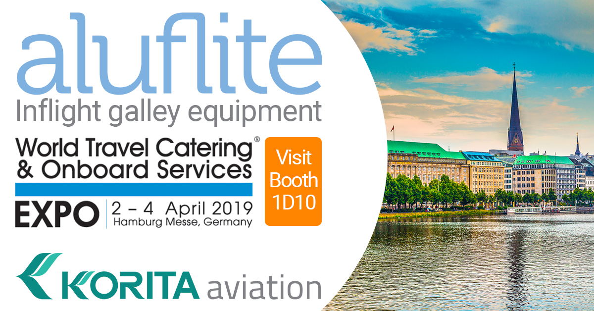 Meet Korita Aviation at WTCE 2019