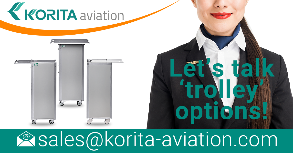 airline cart options, airline trolley options, rail service caddy options, trolley table-top options, inflight catering trolley options, atlas trolley options, airline cart table top options, catering trolley options - Korita Aviation