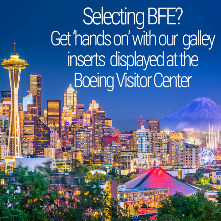Boeing approved supplier for BFE since 2009, boeing aircraft bfe, bfe suppliers, approved bfe suppliers, approved galley insert equipment suppliers