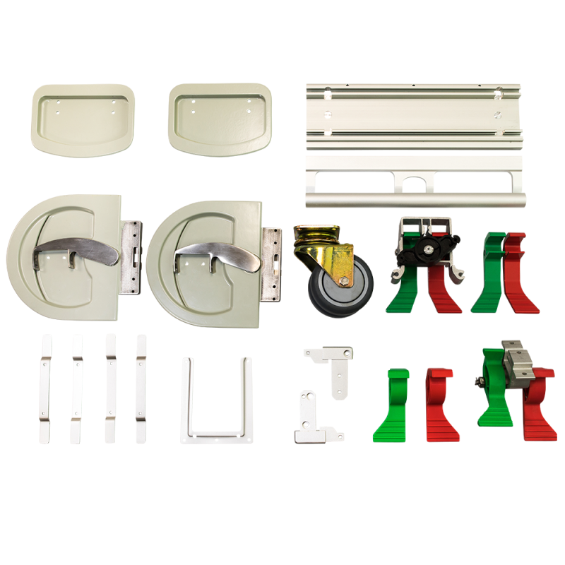 Exchangeable spare parts, Korita Aviation spare parts, airline catering cart spare parts, Korita spare parts, Korita trolley spare parts, korita aviation service and maintenance, trolley spare parts request, spare parts for trolleys - Korita Aviation
